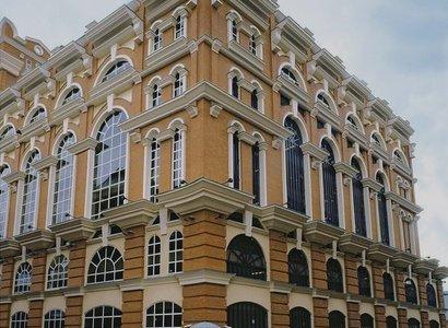 Голутвинская Слобода. Парковка, фото здания