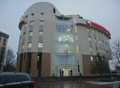 Техноплаза, фото здания