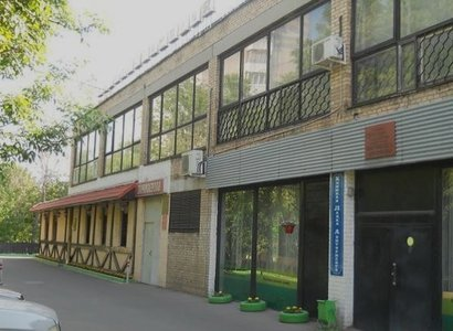 Обручева, 55а, фото здания