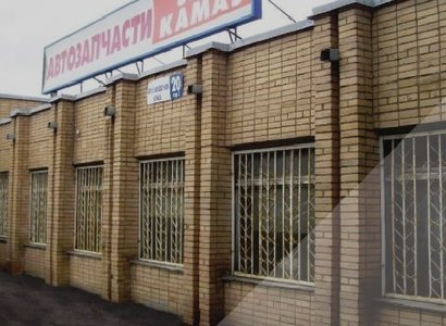 Автозаводская, 22к1, фото здания