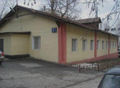 Трехгорный вал, 2с2, фото здания
