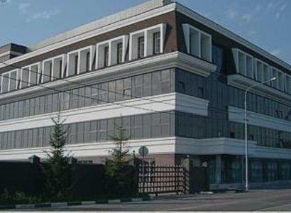 Горки 8, фото здания