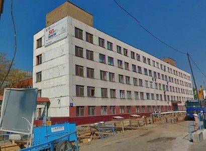 Электродная, 8, фото здания