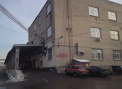 Складочная, 15а, фото здания