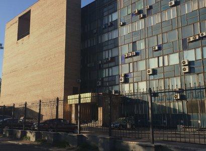 1-я Мытищинская, 3с1, фото здания
