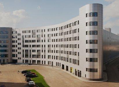 Волковский, фото здания