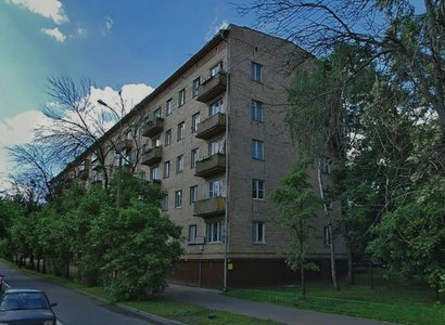 Минская, 3, фото здания