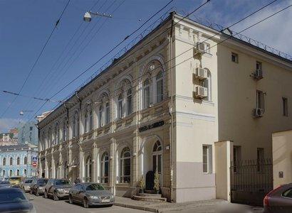 Бол. Златоустинский пер, 1с1, фото здания
