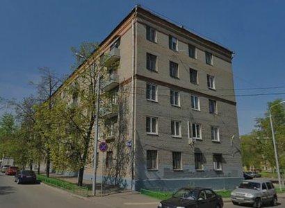 Бол. Филевская, 8к1, фото здания