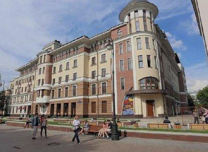 Лаврушинский пер, 11к1, фото здания