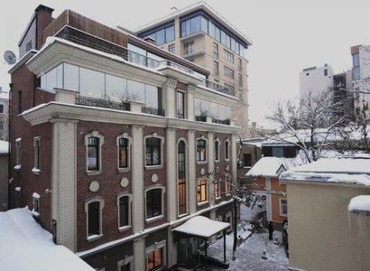Лопухинский пер, 3с2, фото здания