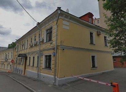 1-ый Волконский пер, 10 стр.1, фото здания