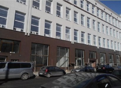 Партийный переулок , 1к57, фото здания