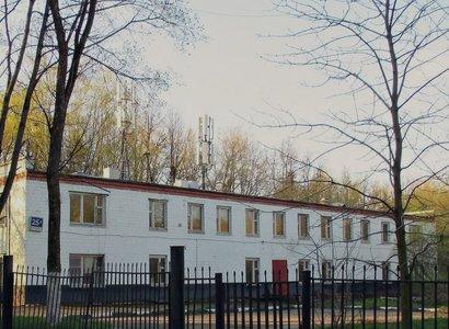 Мосфильмовская, 25а, фото здания