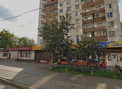Яблочкова, 21, фото здания