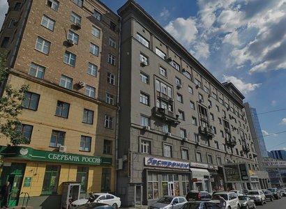 Новинский б-р, 12, фото здания