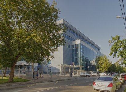 Старопетровский Атриум, фото здания