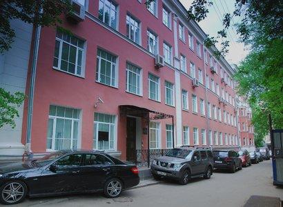 Трехпрудный пер, 4, фото здания