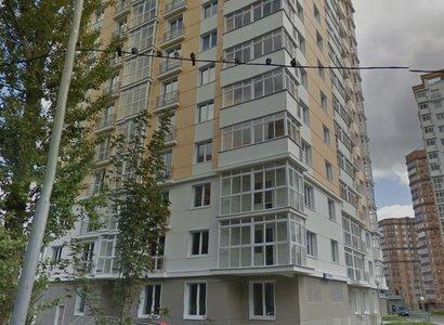 2-я Филевская, 8, фото здания