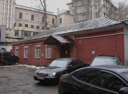 Тетеринский пер, 12с4, фото здания
