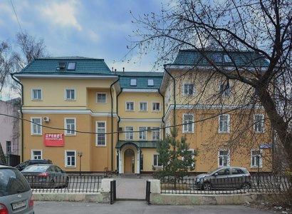 Бригадирский пер, 6, фото здания