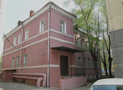 Трубниковский пер, 22с2, фото здания