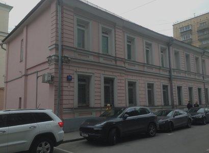 Калошин пер, 10с1, фото здания