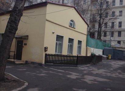 Тверская, 9ас6, фото здания
