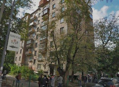 Стремянный пер, 35, фото здания