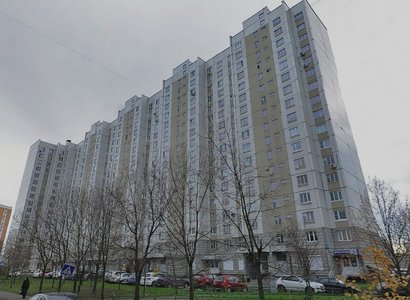Филевский бульвар, 39, фото здания