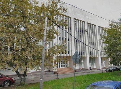 1-й Щипковский пер, 3, фото здания