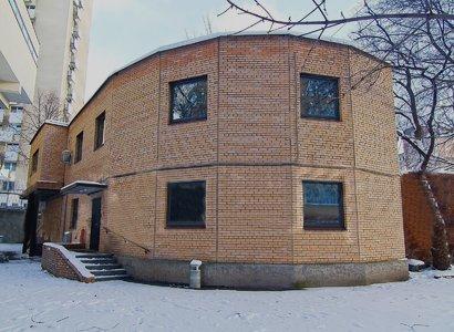 Бол. Тишинский пер, 19с3, фото здания