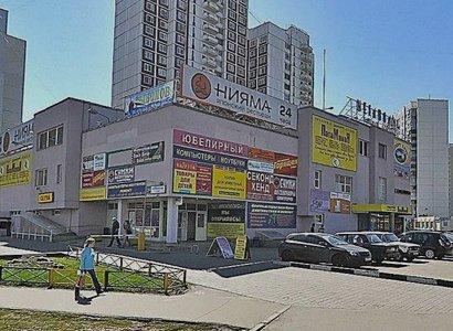 Мегаполис Митино, фото здания