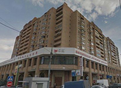 Долгоруковская, 40, фото здания
