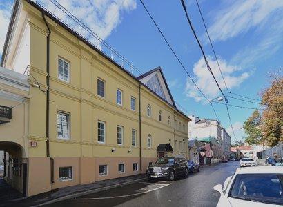 Сытинский пер, 3с1, фото здания