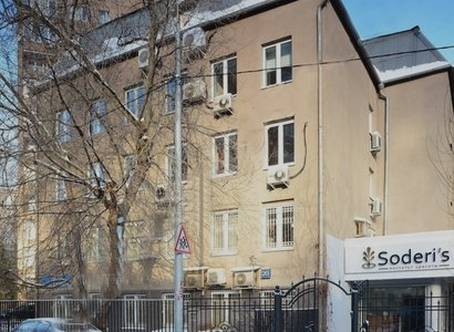 2-я Бородинская, 20, фото здания