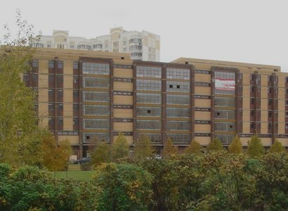 Фрегат, фото здания