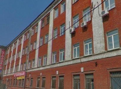 1-ый Варшавский пр-д, 1А, фото здания