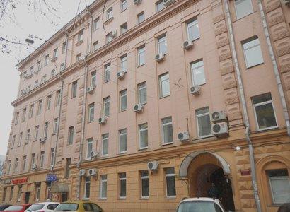 Динамовская, 1А, фото здания