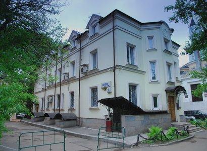 Моховая, 11с13, фото здания