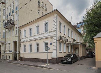Лопухинский пер, 3с1, фото здания