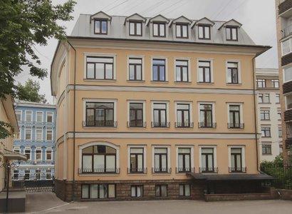 1-й Колобовский пер, 17с1, фото здания