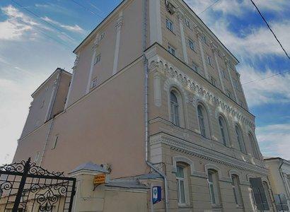 Леонтьевский, 8с1, фото здания