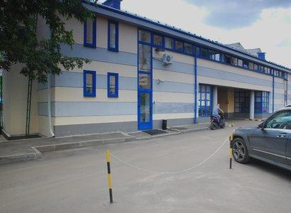 Хользунова пер. 8с1, фото здания