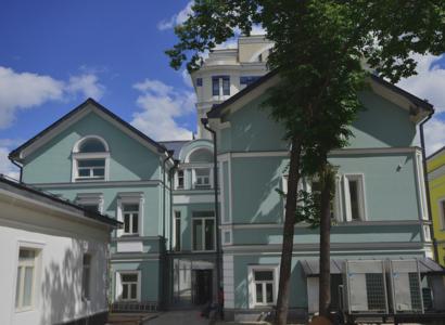 Трубниковский пер, 21с2, фото здания