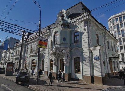 пр-т Мира, 41с1, фото здания