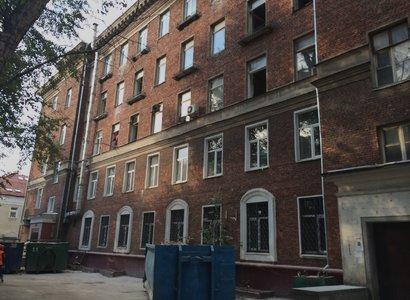 3-й Хорошевский, 1к3, фото здания