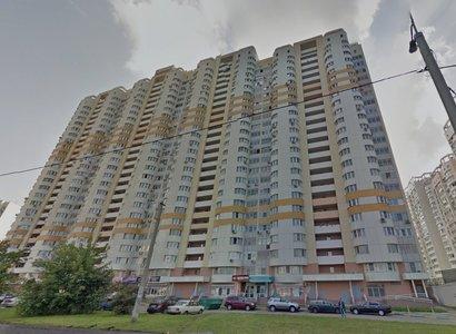 Пятницкое ш, 15к1, фото здания