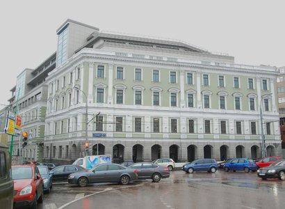 Арбатская пл, 1, фото здания
