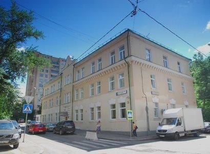 Мал. Тишинский пер, 23с1, фото здания
